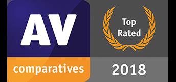 AV-Comparatives Award: Product of the Year