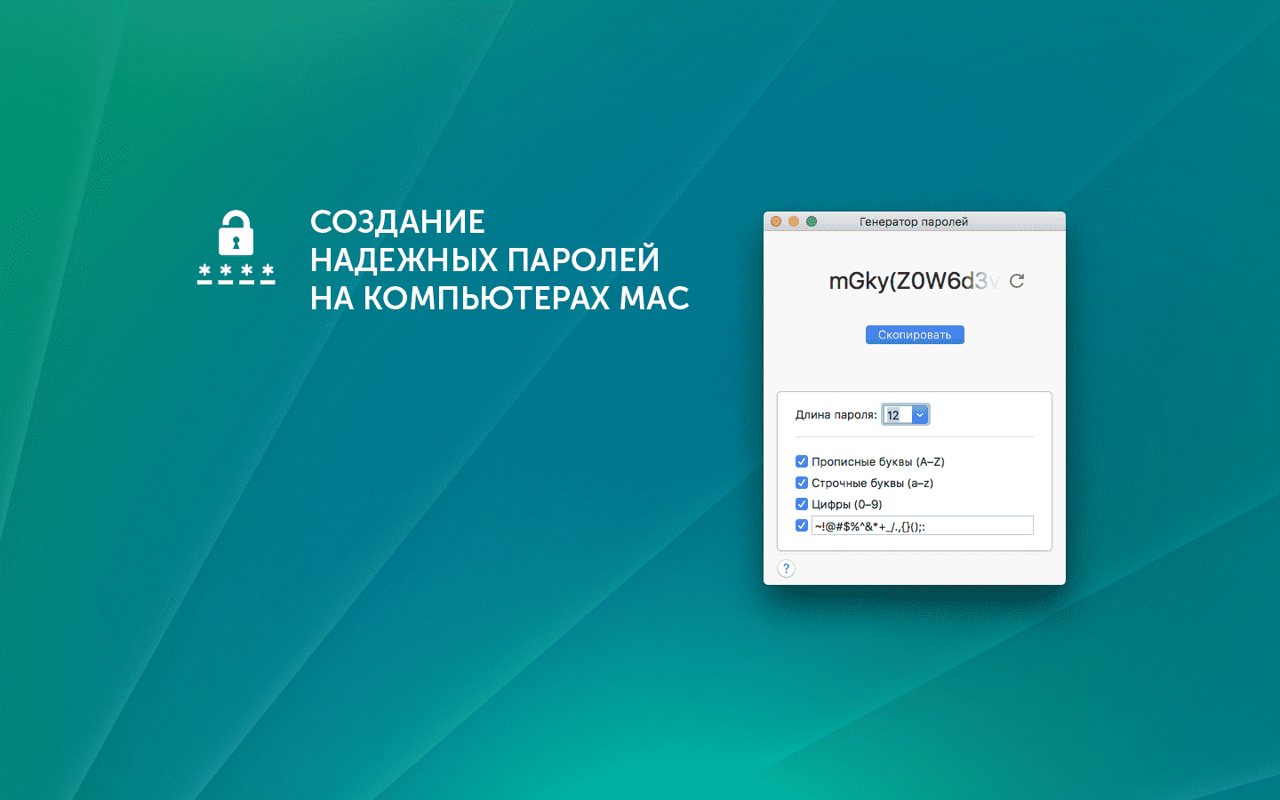Kaspersky Password Manager Interface