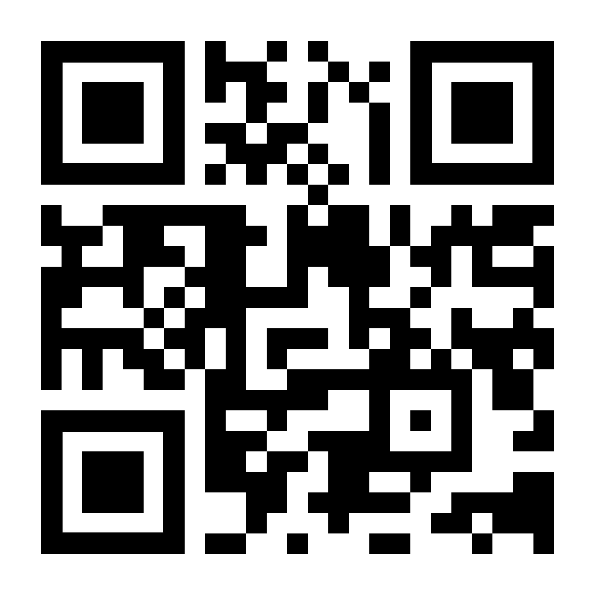 QR-код со ссылкой на kaspersky.com