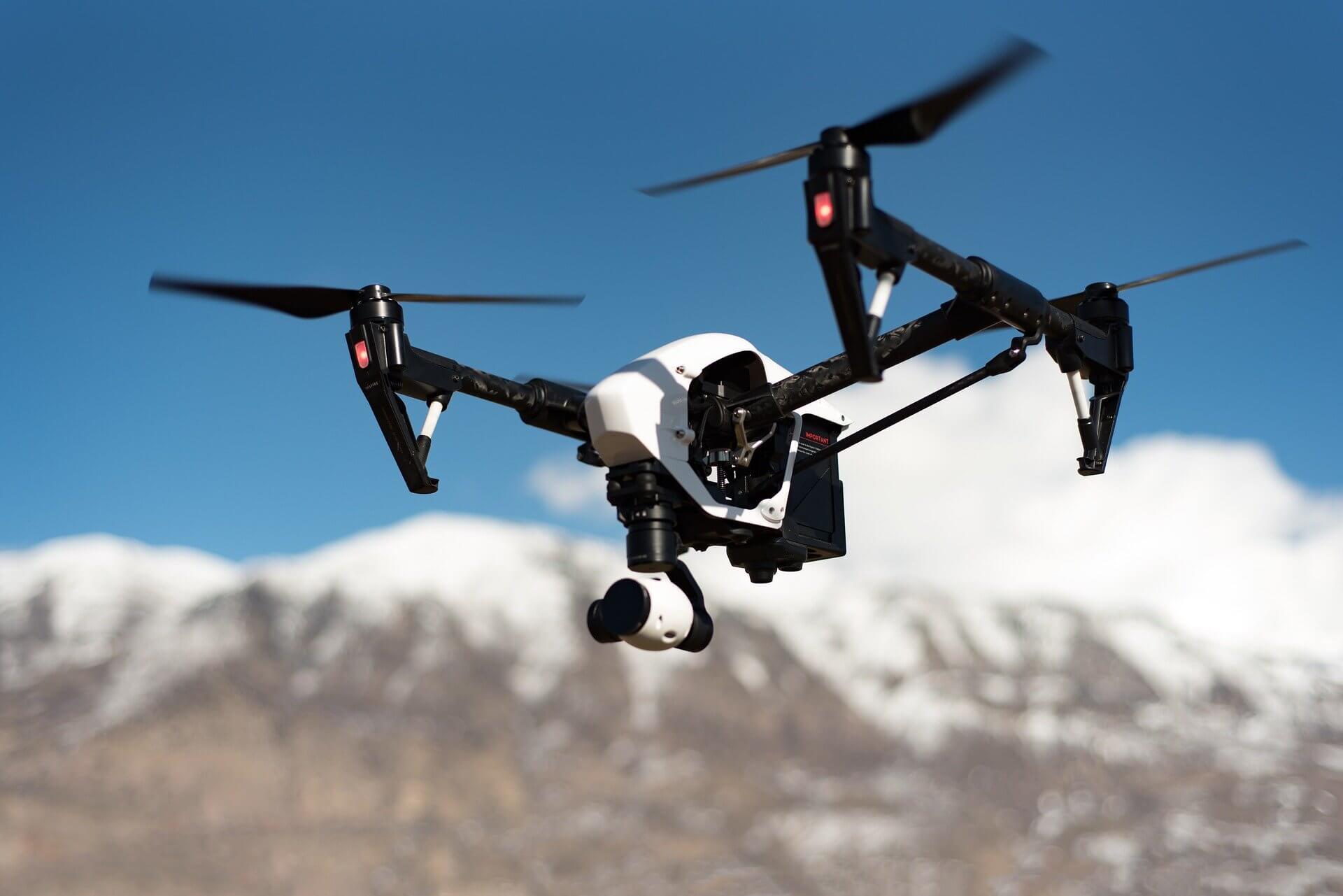 Как дроны угрожают вашей частной жизни