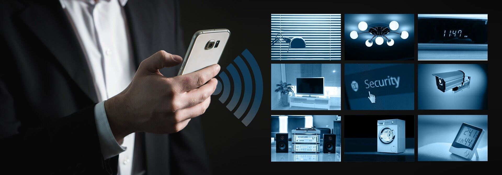 как защитить устройства умного дома от хакеров