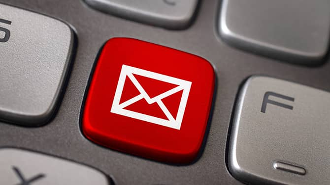 How to permanently stop spam emails