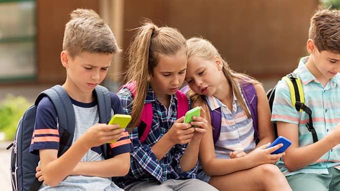 Особая защита детей в интернете