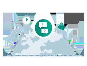 Kaspersky Total Security для бизнеса Russian Edition. 10-14 Node 1 year Base License